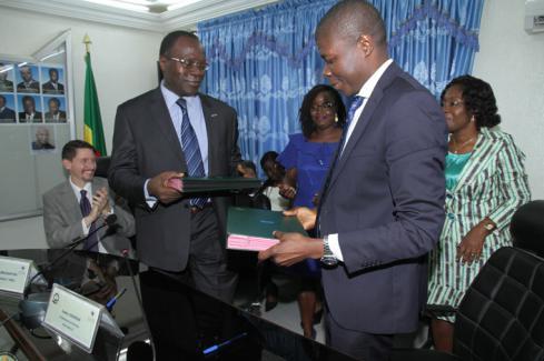 La SBEE officiellement entité de mise oeuvre du MCA-Bénin II