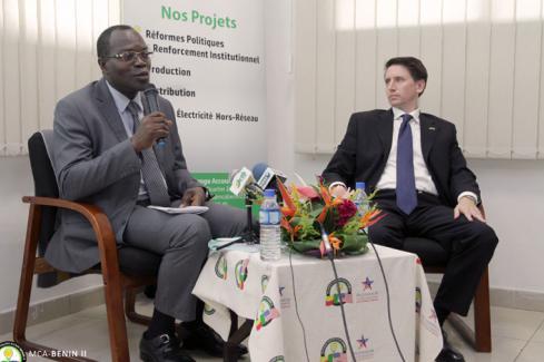 MCA-Bénin II fait son bilan de l'année 2017
